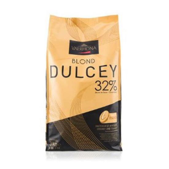 Valrhona Dulcey Chocolate