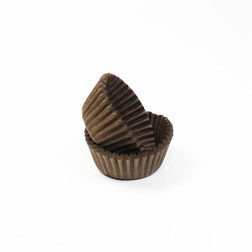Paper Cup brown cup cake