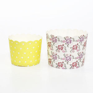 Cup cake baking paper cup