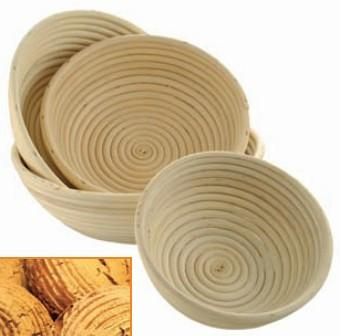 Banneton round 20 cm bread dough proofing basket 麵å¡šżé籐ç¡Å