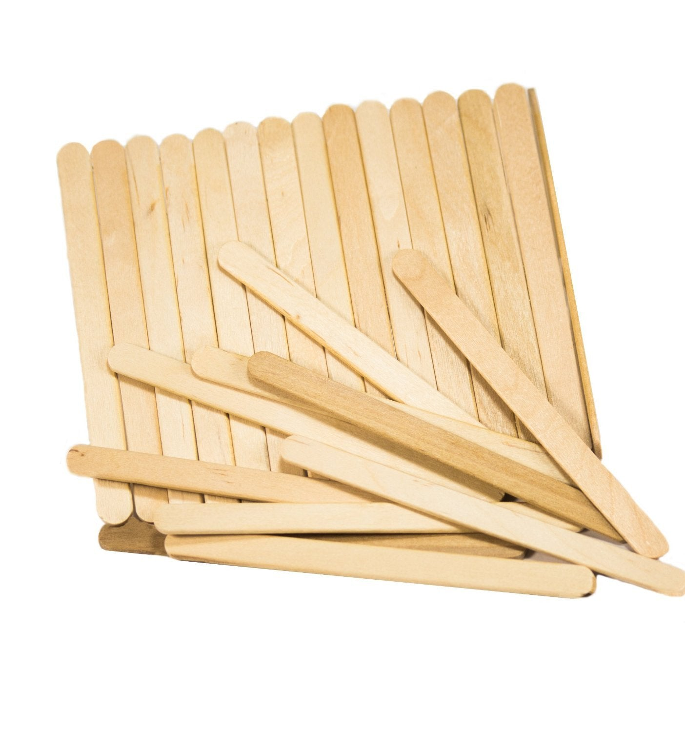 Wooden Ice Pop Stick 50pcs