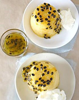 Passion fruit filling