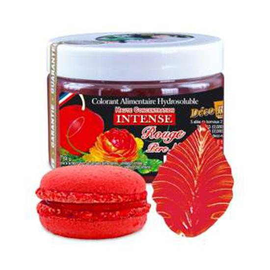 Christmas Red Color Powder- Water Soluble