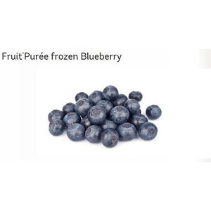 Frozen Blueberry Puree