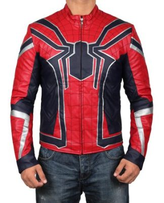 Iron Spider Jacket Large