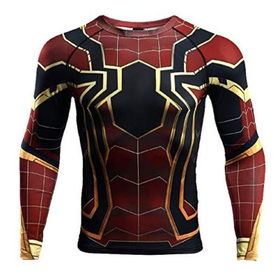 Iron Spider Shirt Large