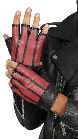 Spider Man Gloves Large