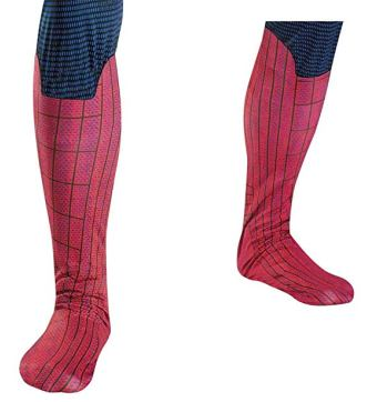 Spider Man Red Shoes Large