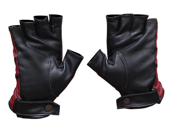 Spiderman Leather Gloves