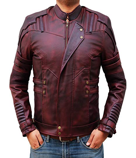 Guardians of the Galaxy 2 Star Lord Jacket - Free Yeah Baby Shirt