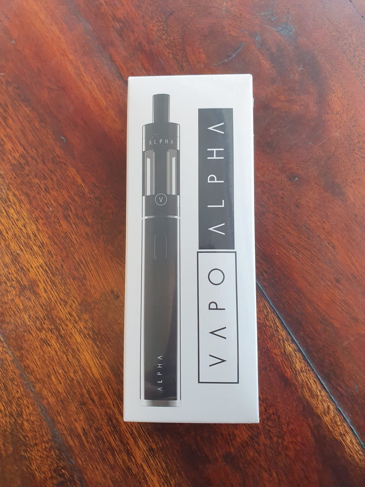 Vapo Alpha starter kit