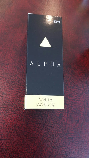 alpha e-liquid 30ml