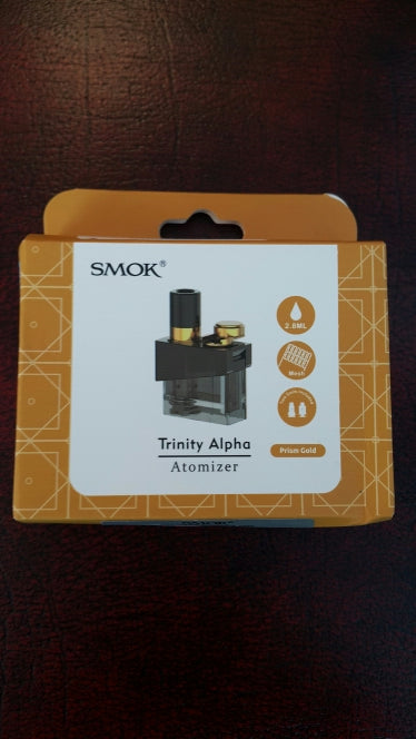 SMOK Trinity Alpha Empty Cartridge