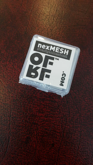 OFRF nexMESH Triple Density Mesh Coil - 10 Pack