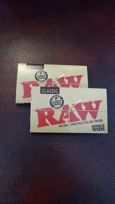 raw classic papers