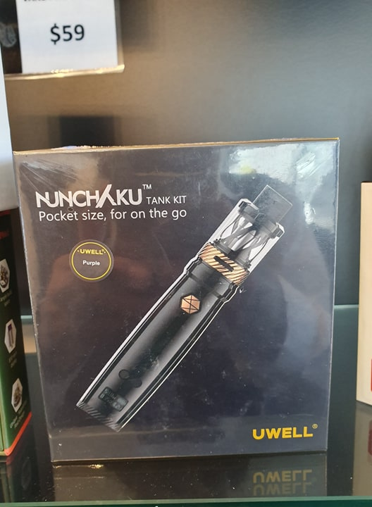 NUNCHAKU KIT 80W BY UWELL
