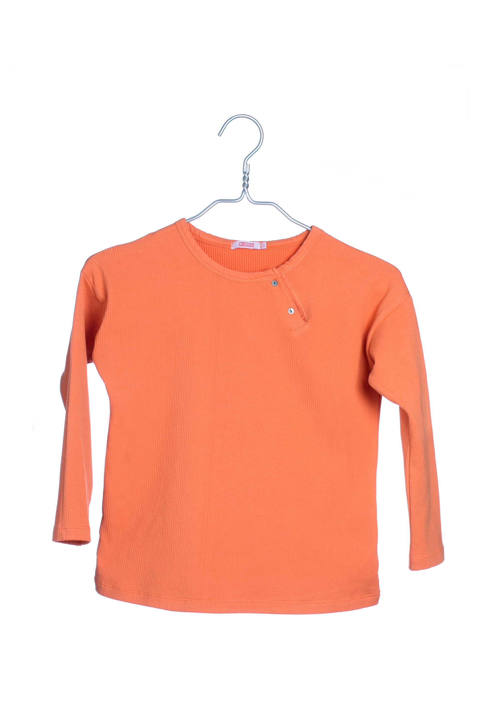 1636 Rib Sweat - Orange