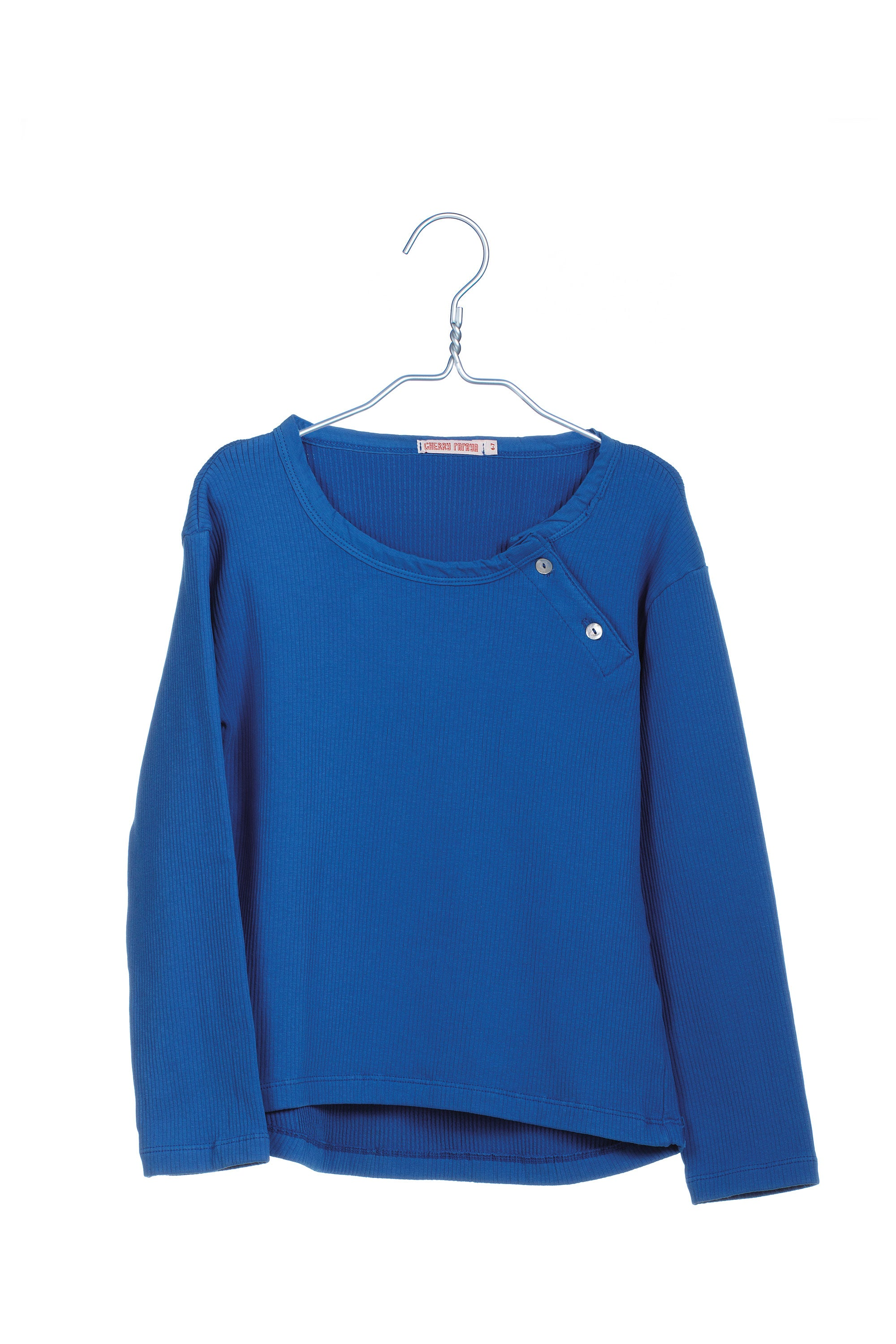 1636 Rib Sweat - Blue