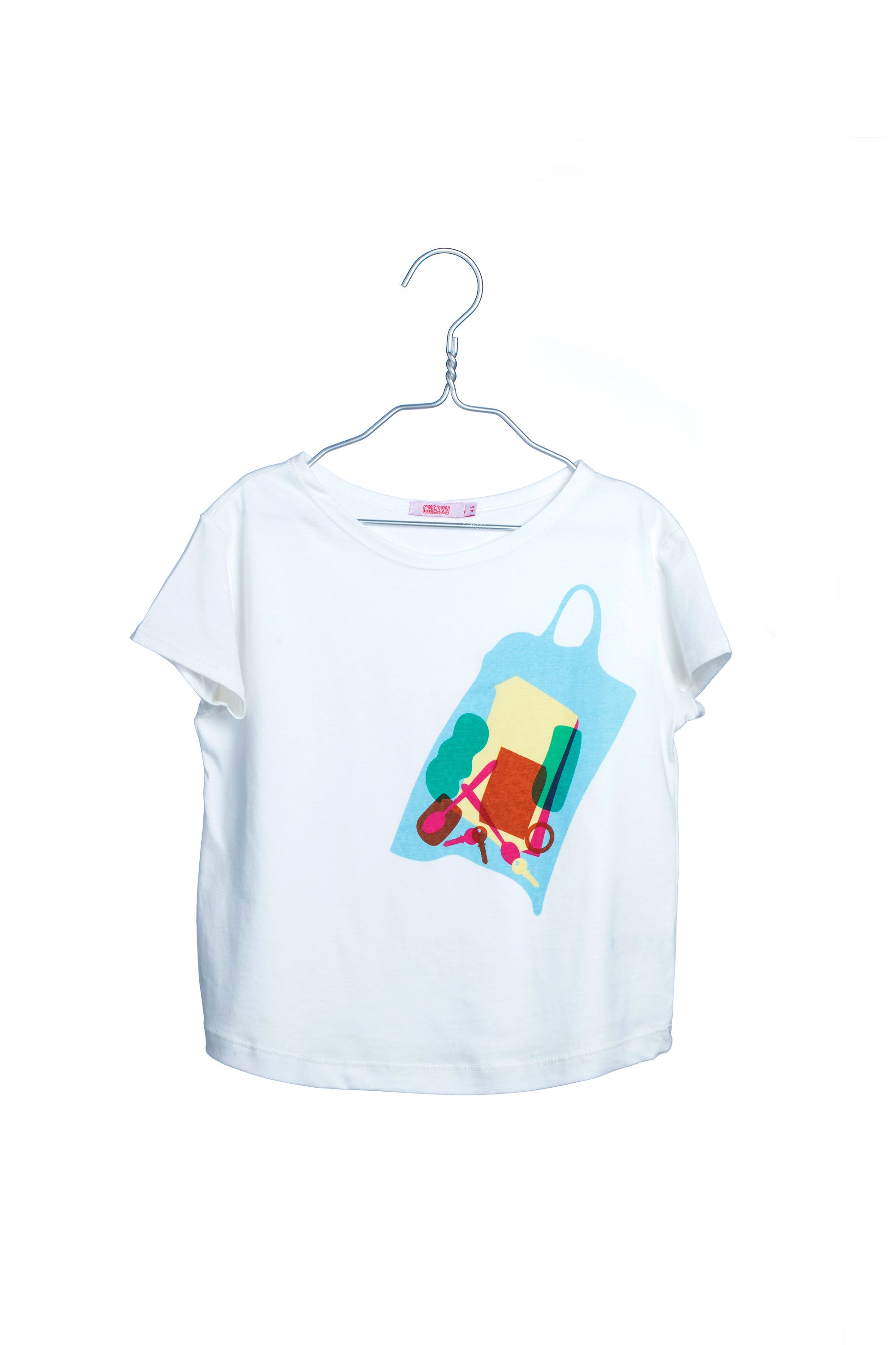 1712 Full Bag Tee - Blue