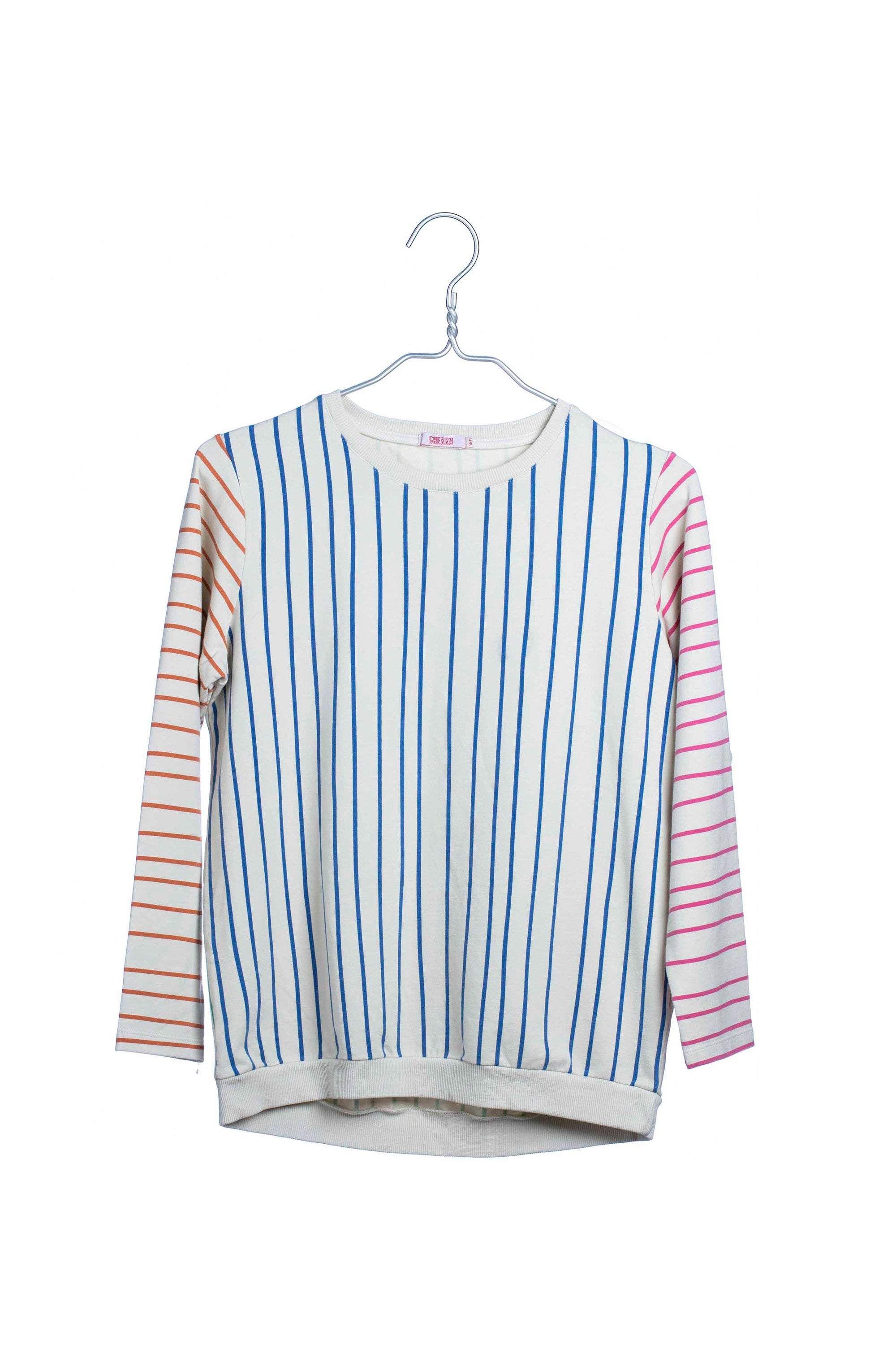 1716 Striped Sweat