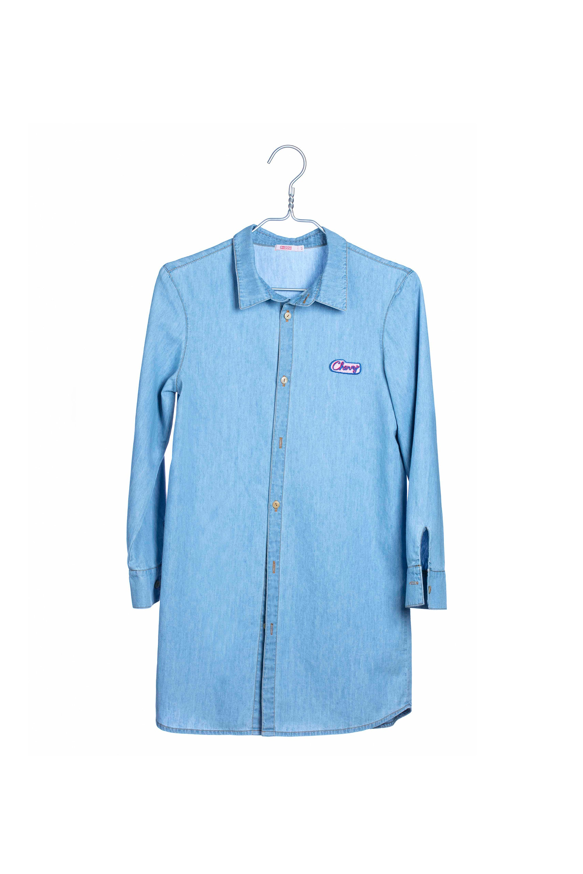 1722 Denim Shirt