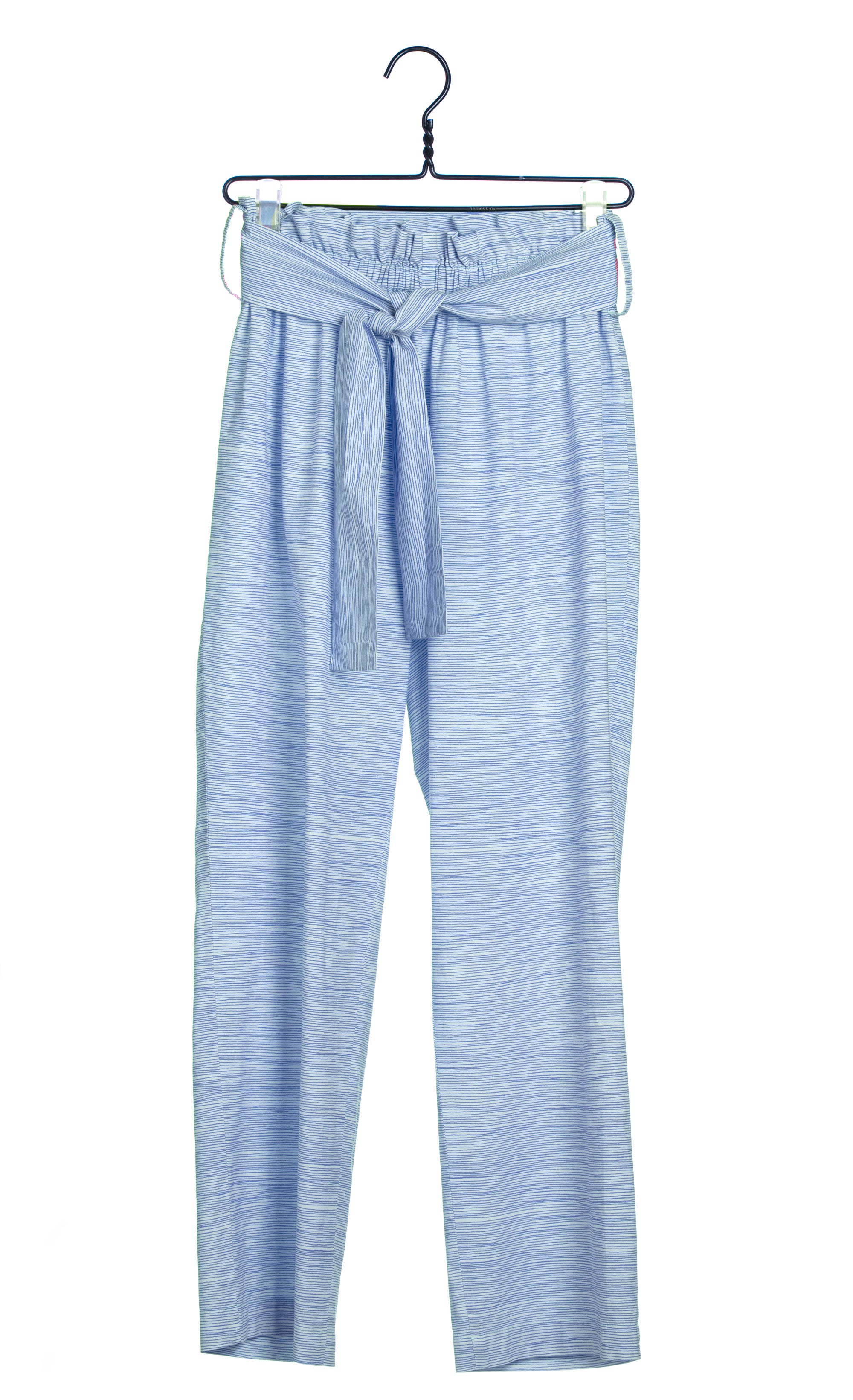 1727 Striped Pants - Blue