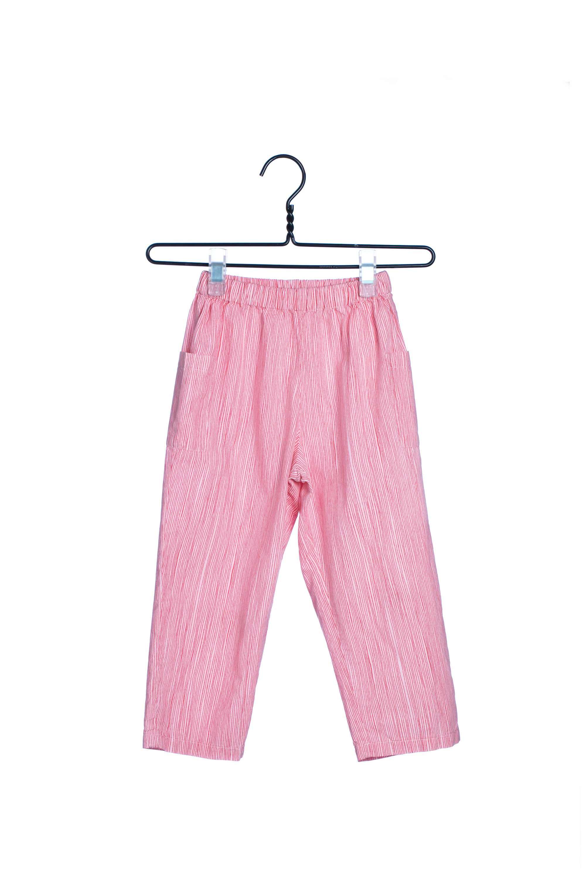 1728 Striped Pants - Pink
