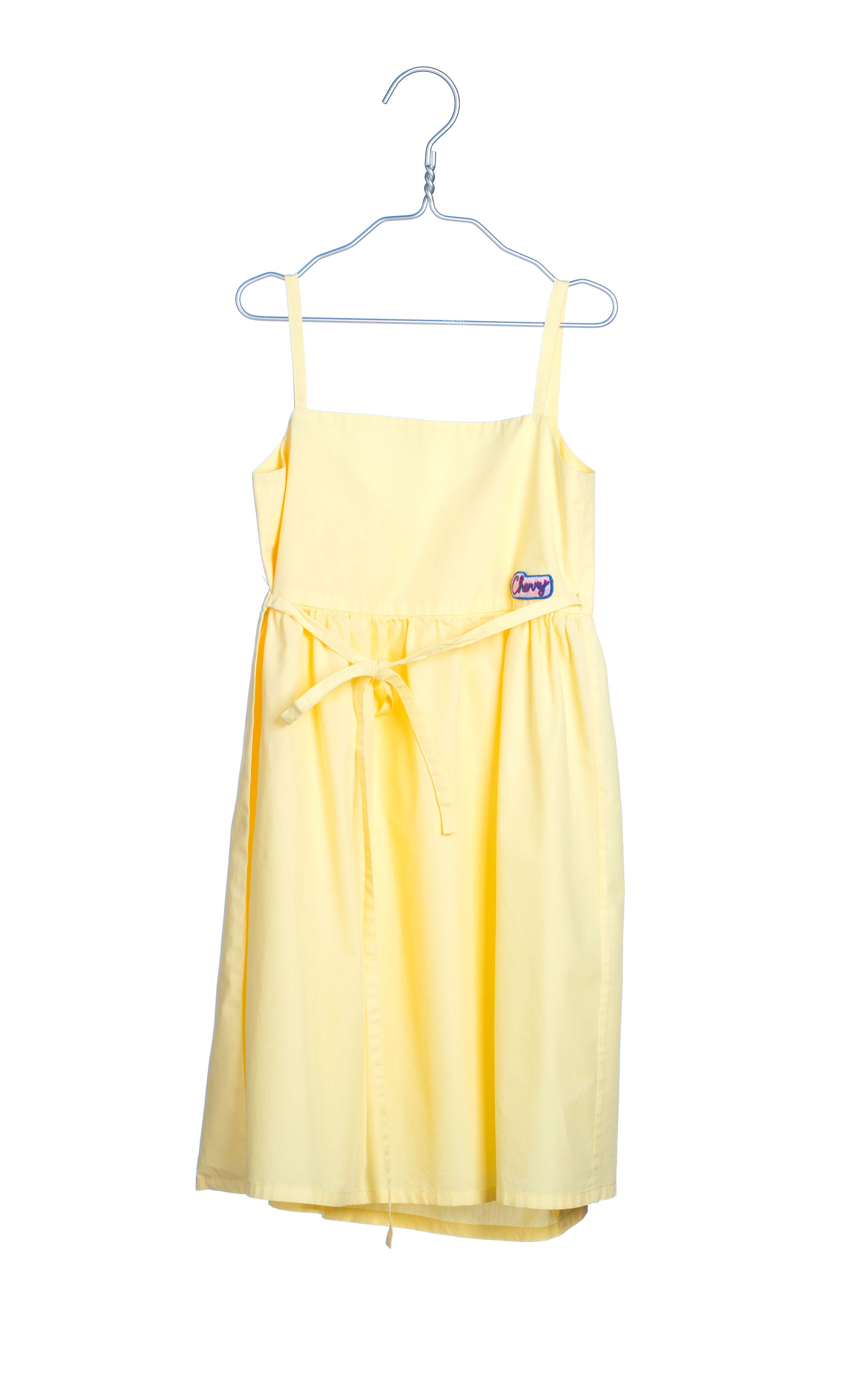 1732 Dress - Yellow