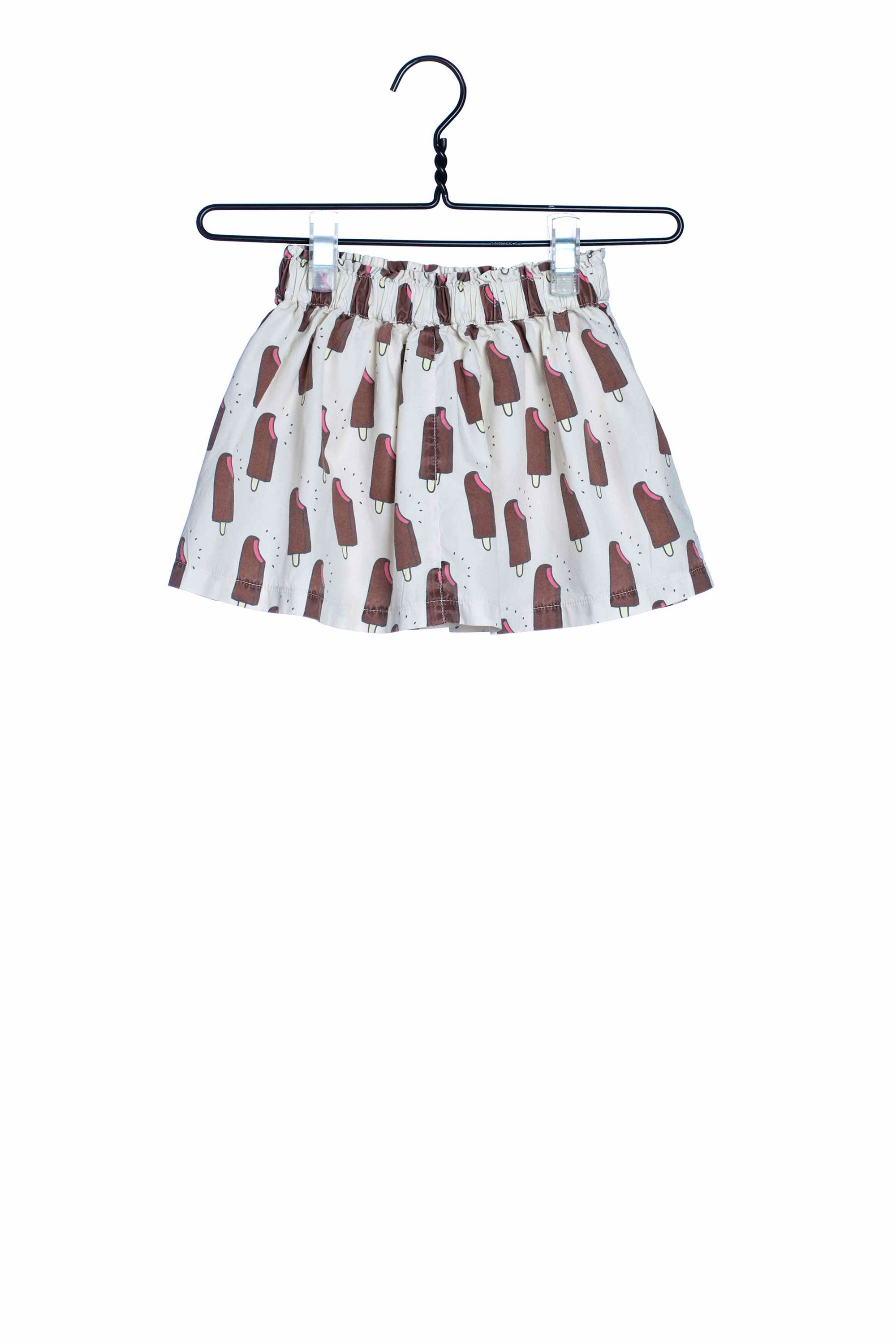 1740 Ice Cream Pattern Skirt