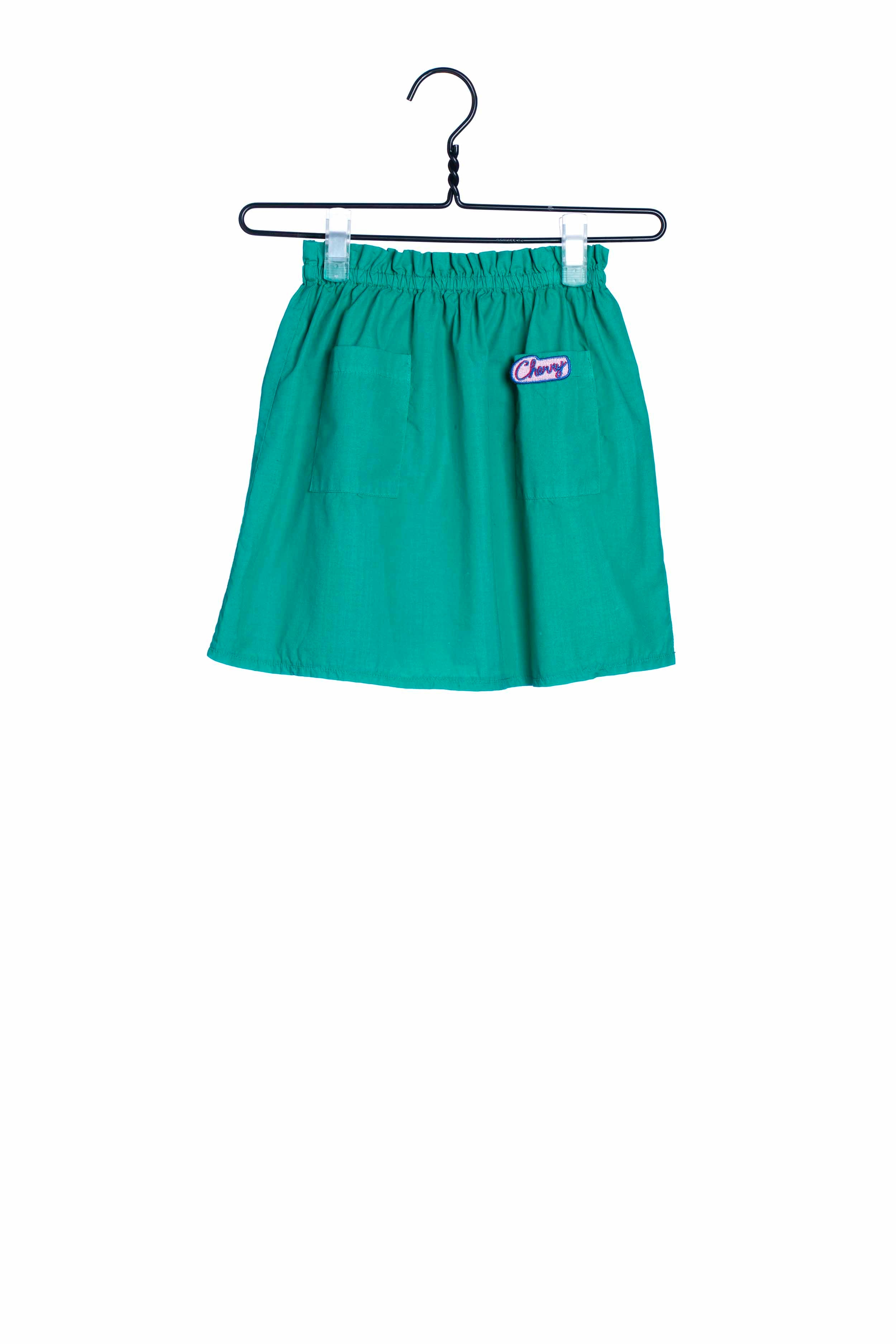 1731 Pocket Skirt - Green