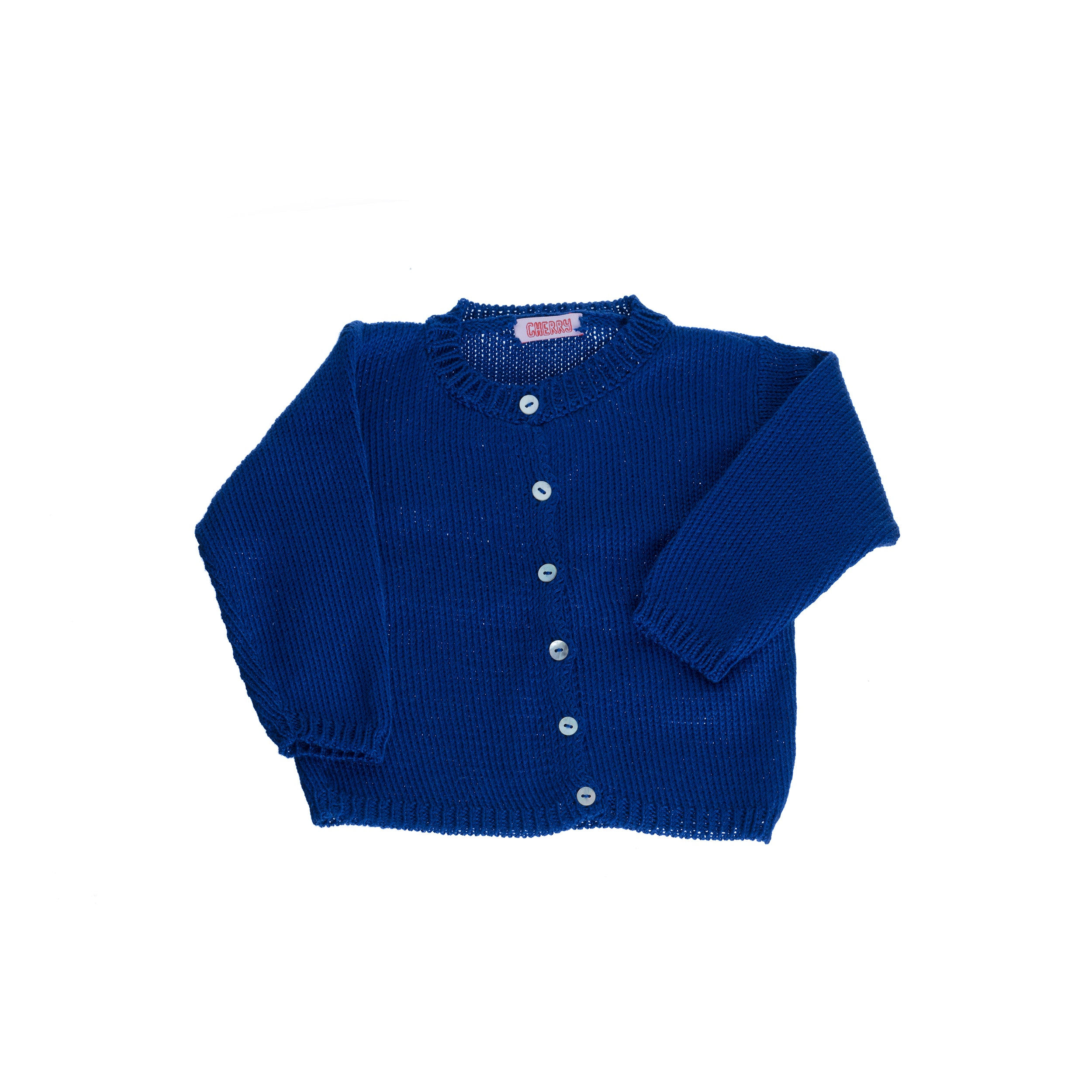 1757 Knit Jacket - Navy Blue