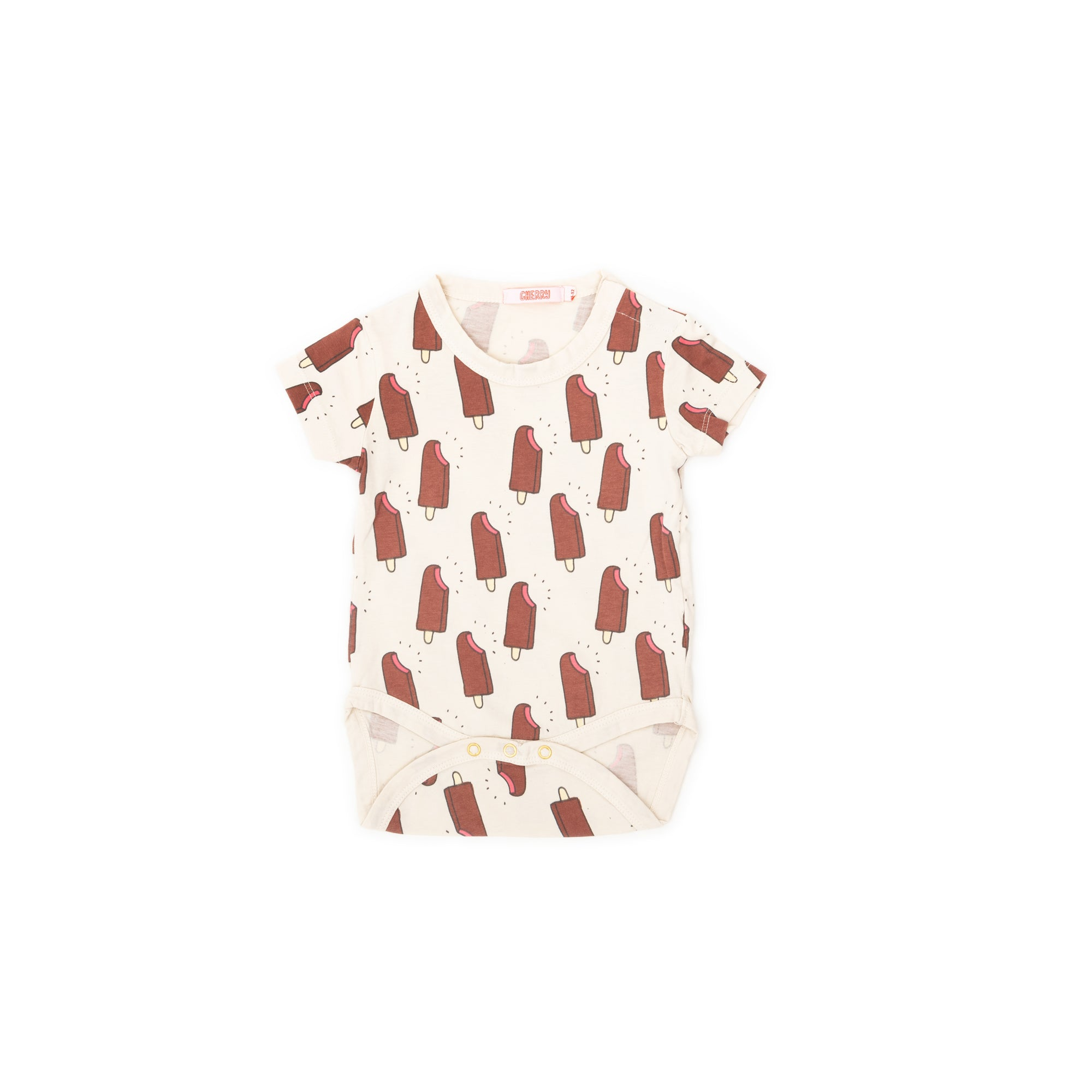 Ice Cream Body Short Sleeve