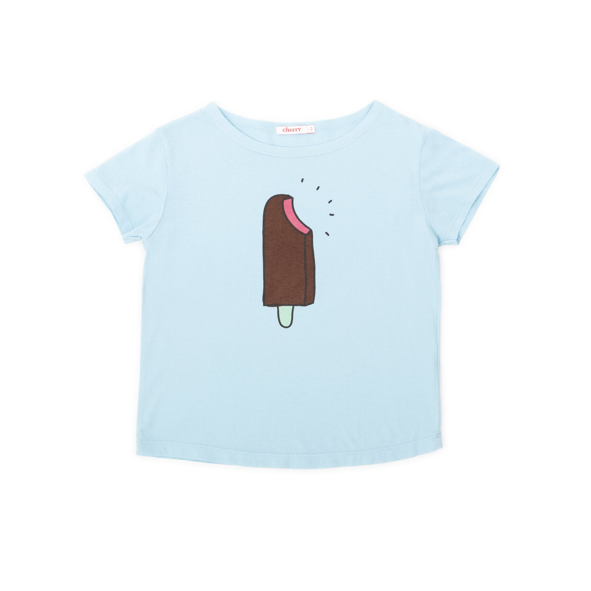 Ice Cream Tee Blue