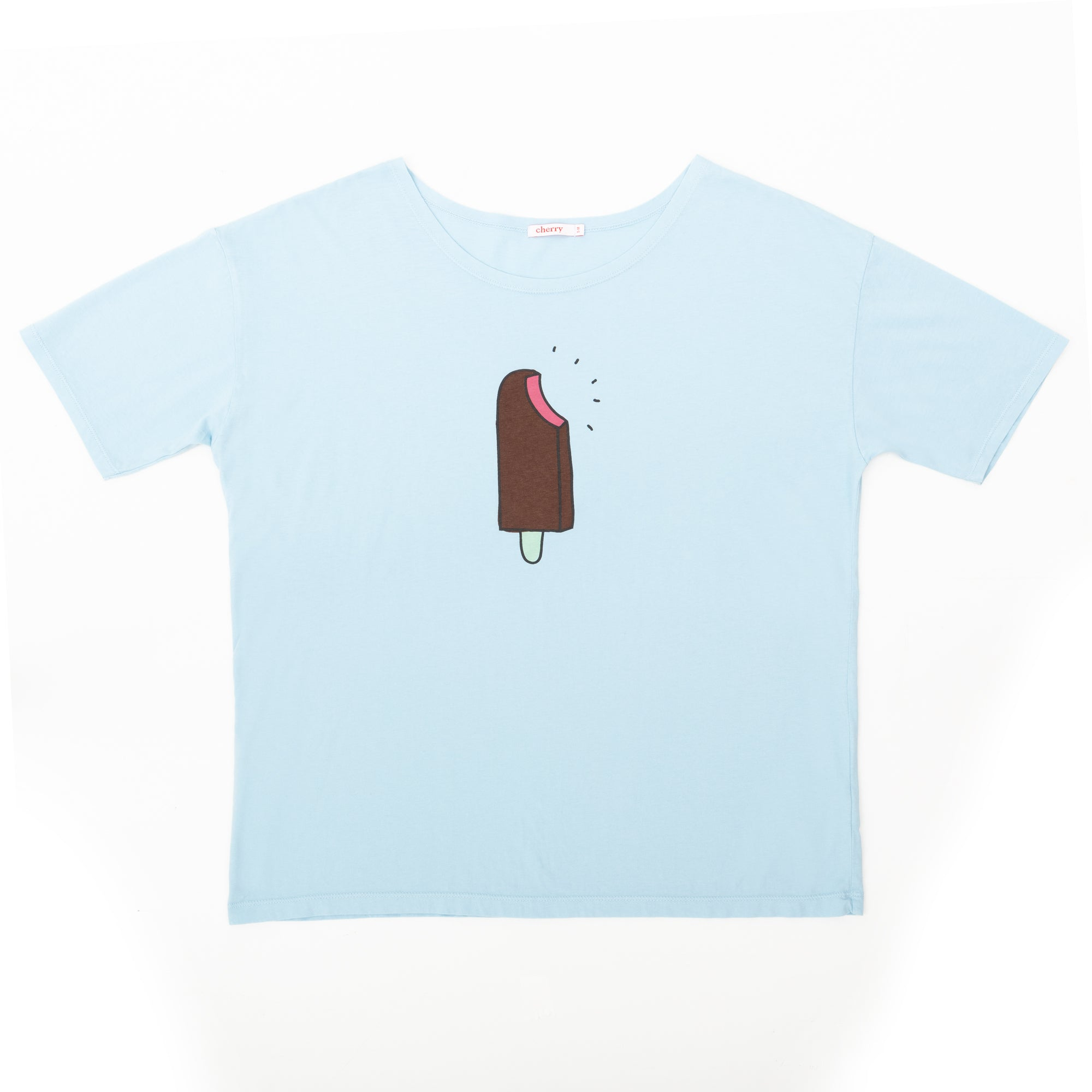 Ice Cream  Woman Tee