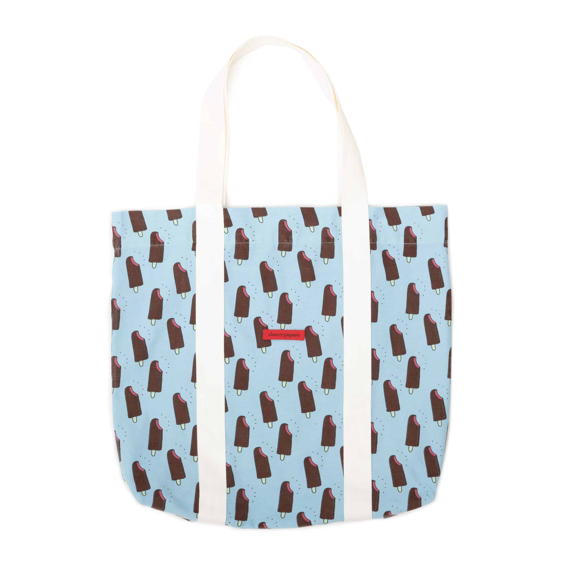 Ice Cream Bag Blue