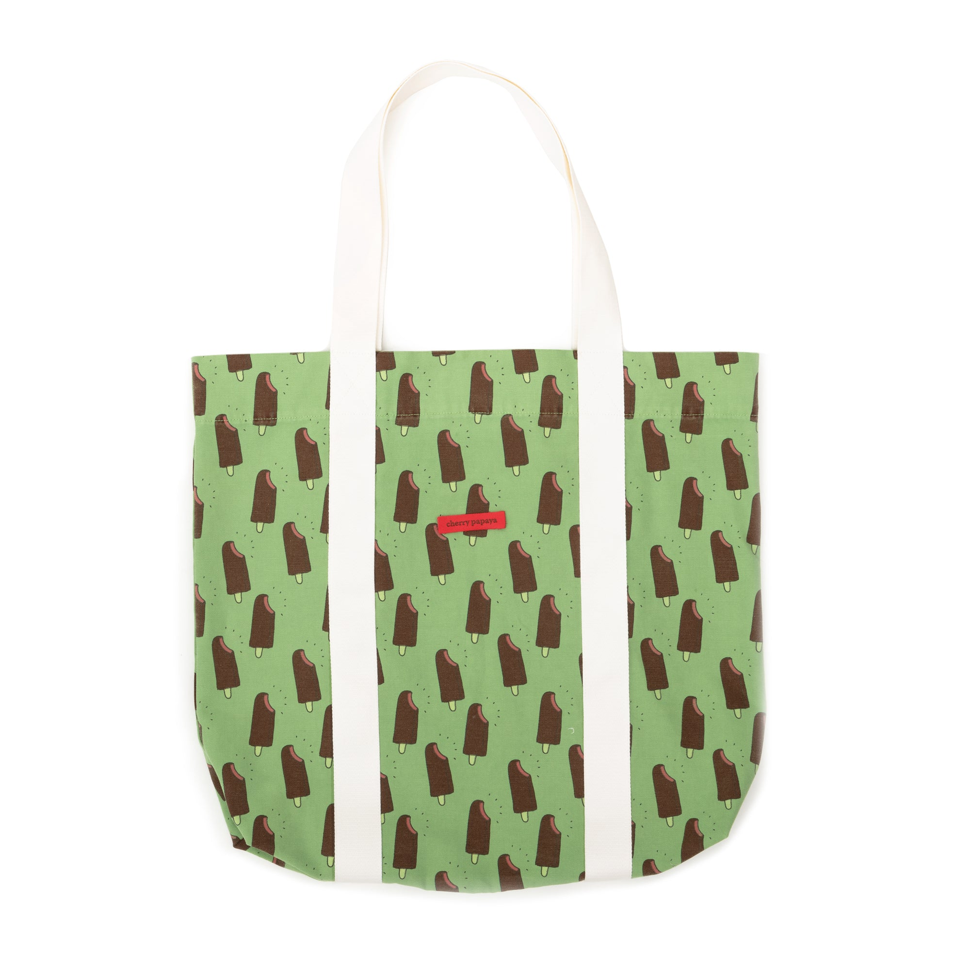 Ice Cream Bag Green