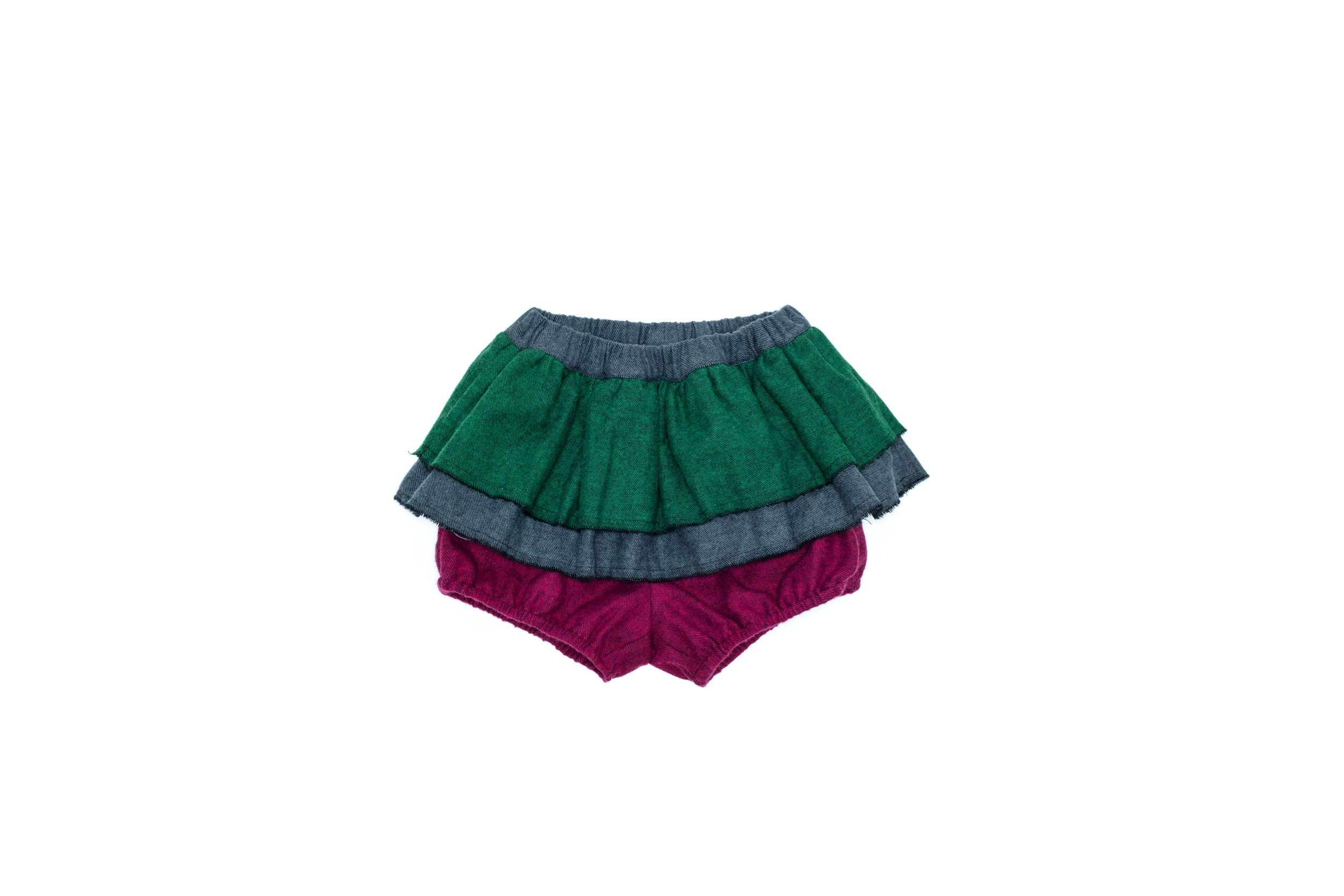 Party Ruffle Shorts