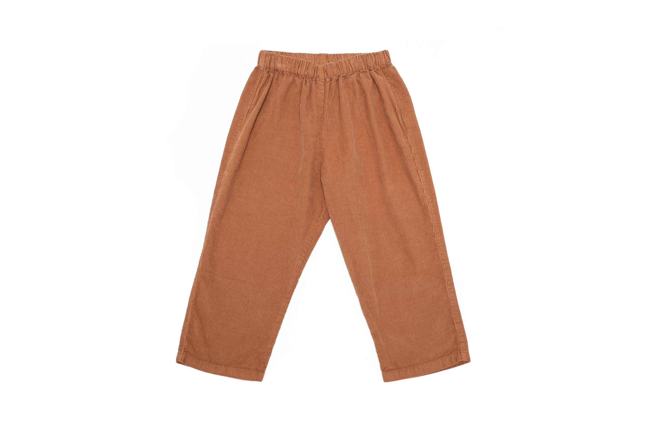 Basic Courdoney Pants Camel