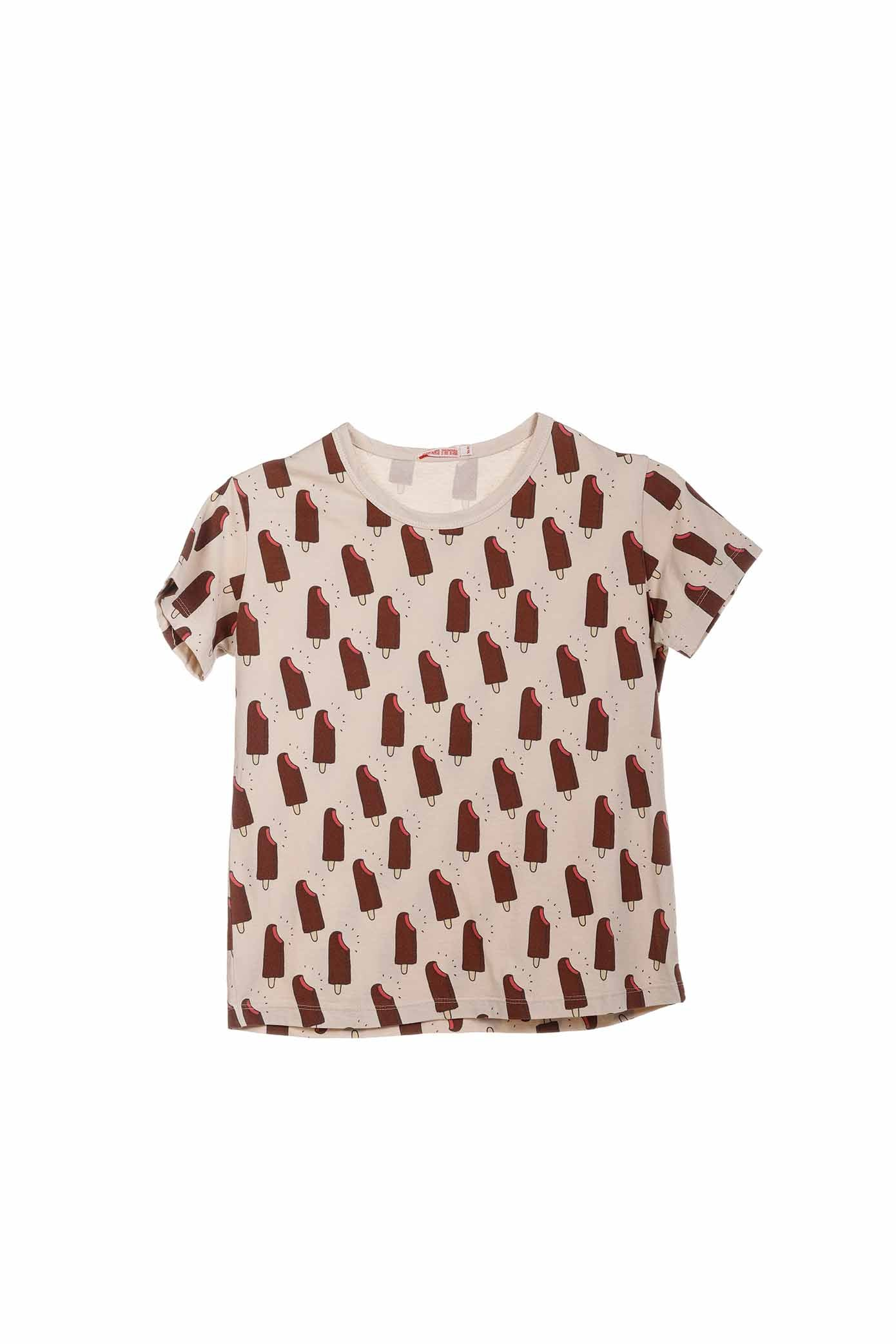 Ice Cream Pattern Tee