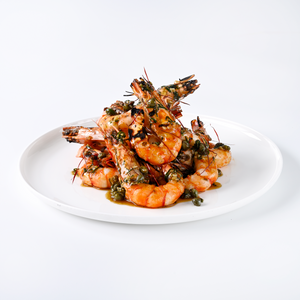 Grilled Andaman Tiger Prawns