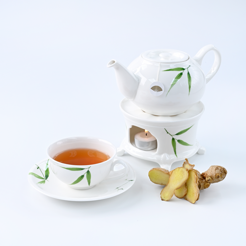 Oriental Herbal Infusions Ginger