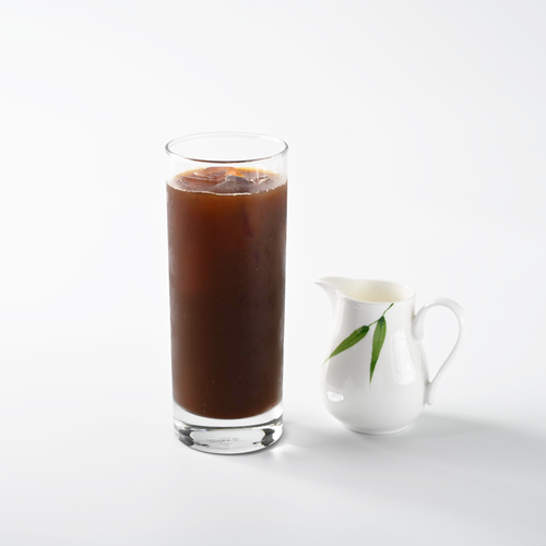 Iced Decaffeinated Coffee
