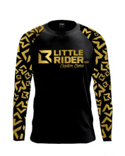 Load image into Gallery viewer, Little Rider Co 'Classic' Jersey - Black & Gold