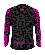 Load image into Gallery viewer, Little Rider Co 'Classic' Jersey - Hot Pink
