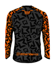 Load image into Gallery viewer, Little Rider Co 'Classic' Jersey - Orange