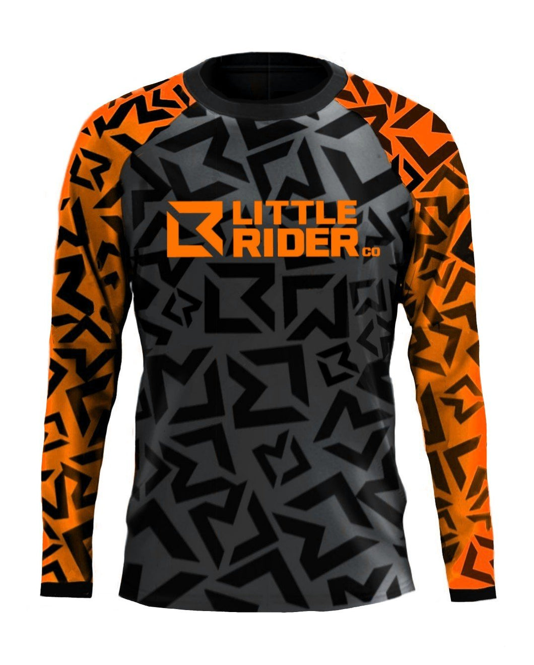 Little Rider Co 'Classic' Jersey - Orange