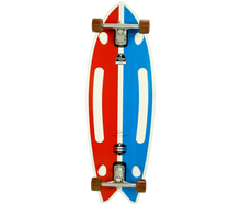 Load image into Gallery viewer, Pescadito Surfskate Shortboard | Dart | 3'7"