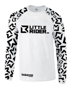 Little Rider Co 'Classic' Jersey - Storm Trooper