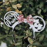 Mix and Match Bridal Collection Ears