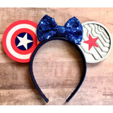 Captain Avenger Ears